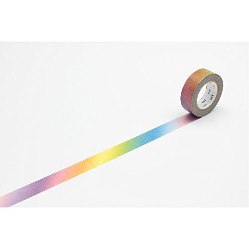 MT Masking Tape - Rainbow Ombre Pattern (MTEX1P67)