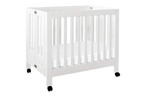 Babyletto Origami Mini Crib, -