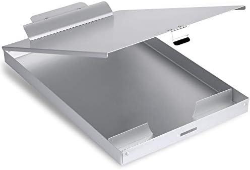 Clipboard Portfolio Aluminum Professionals Stationer product image