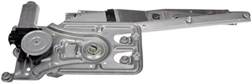Dorman 741-558 Rear Driver Side Replacement Power Window Regulator with Motor for Select Chrysler/Dodge (Dodge Intrepid Window Regulator)