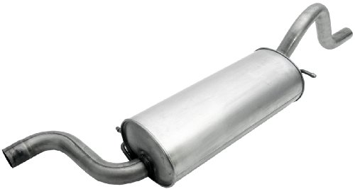 Walker 55559 Quiet-Flow Stainless Steel Muffler Assembly