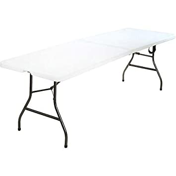 Mainstays 6 Centerfold Table Multiple Colors