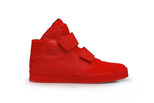 Flystepper 666 S Hommes Rouge Nike Basketball Chaussures 2k3 De quipe qEazv1Hx
