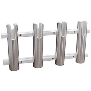Taco Metals TACO Aluminum/Poly 4-Rod Rack Holder