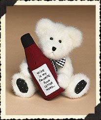 Boyd's Bears Corky - #903212 (From the Razz Bearies Collection) ()