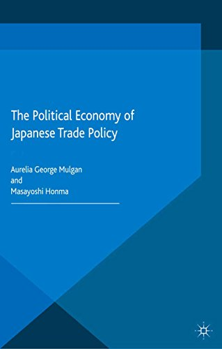 The Political Economy of Japanese Trade Policy (Critical Studies of the Asia-Pacific) - Honma Japan