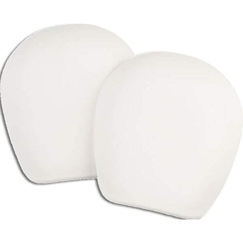 187 Killer Pads Lock-in White Knee Pad Recaps - C2