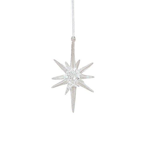Bethlehem Christmas Ornament (Star Of Bethlehem Glass)