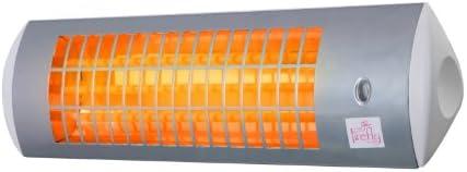 1.8kW Wall Mounted Quartz Heater