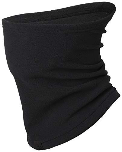 (Mountain Hardwear Micro Neck Gaiter Black, One)