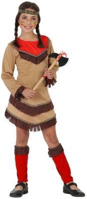 Atosa-23803 Disfraz India, color marrón, 5 a 6 años (23803 ...