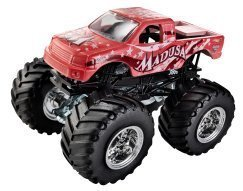 MADUSA Hot Wheels Monster Jam Color Shifters Edition 1:64-Scale Truck