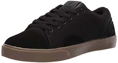 Osiris Men's Turin Skate Shoe, Black/Dk. Gum, 5 M US