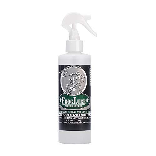- FrogLube Professional Grade Super Degreaser, 8 oz. Pump Spray