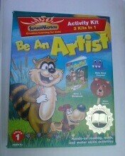Be An Artist: 3 in 1 Activity Kit (Summer Vacation) PDF
