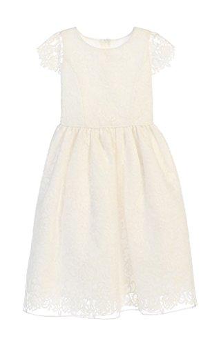 customized flower girl dress - 9