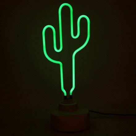 Vert La 1l 009 Lampe Longue Néon 37 Chaise Cactus QBWxerdCo
