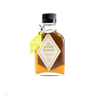 The Bitter Housewife, Bitters Cardamom, 100ml