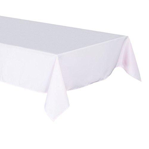 LinenTablecloth Rectangular Tablecloth, 90 x 156