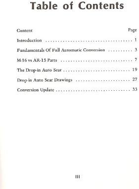 Full Auto, Volume 1: AR-15 Modification Manual: Amazon co uk