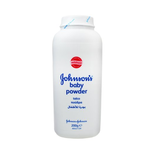 baby powder ica