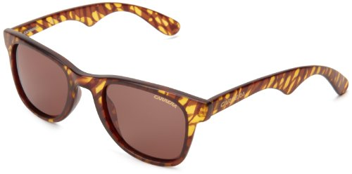 (Carrera CA6000S Rectangular Sunglasses,Blonde Havana Matte,50 mm)