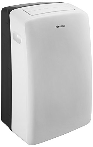 Hisense CAP-08CR1SEJS Portable Air Conditioner with Remote, 8,000 BTU
