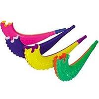 Shofar de juguete de plástico colores surtidos - 1 shofer