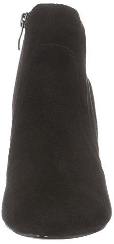 Tamaris 25342 - botines chelsea de material sintético mujer negro - negro