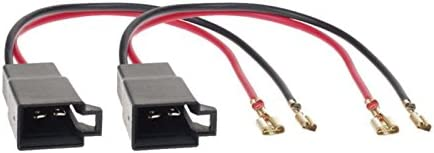 Lautsprecher Einbauset Ringe Adapter Für Vw T5 200mm Türen Vorne