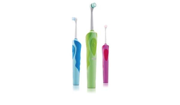Phb - Cepillo dental eléctrico active verde: Amazon.es: Salud y cuidado personal