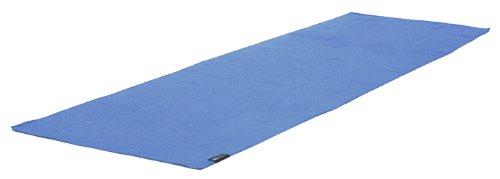 Yogistar Serviette de yoga De Luxe Bleu bleu by No brand Goods