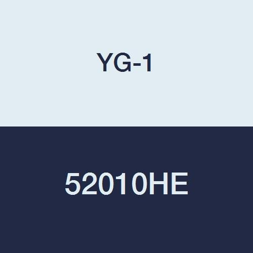 2 Length Stub Length TiAlN-Extreme Finish 4 Flute YG-1 52010HE HSS End Mill Double Miniature 3//32