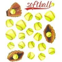 10 best softball stickers