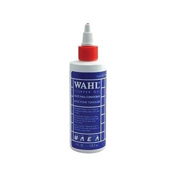Wahl - Aceite lubricante para esquiladoras, 118 ml