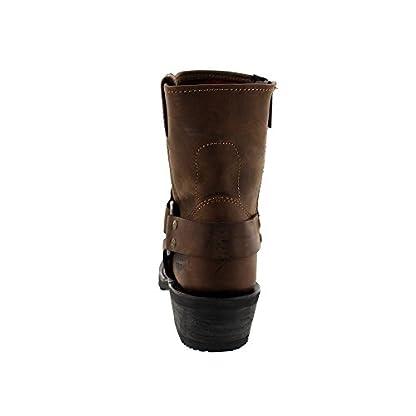 Harley_Davidson Shoes - Boots EL PASO - brown 4