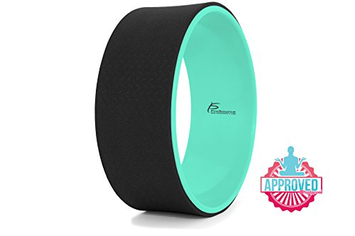ProSource Wheel 12 for Yoga Poses Stretching Support Backben