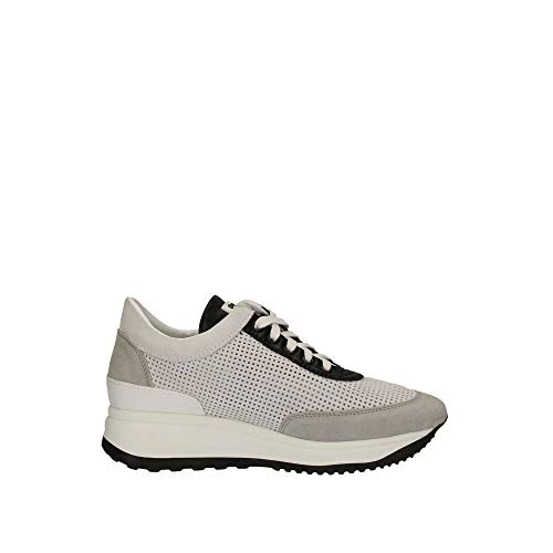83697 Donna 1304 Rucoline Bianco Sneakers qBax05