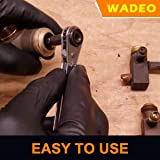 Ratchet Wrench WADEO Ratcheting Service Wrench