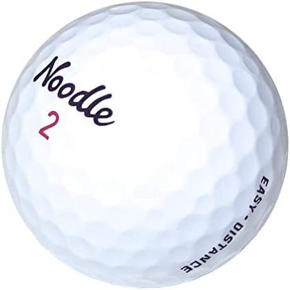 Noodle Mint Recycled Golf Balls (36 Pack)
