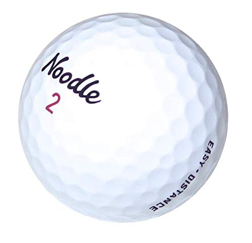 Noodle Mint Recycled Golf Balls (36 Pack) by GolfBallHero