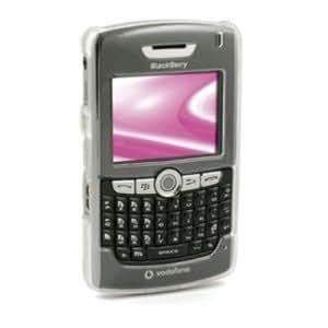 MCA COV8800 Funda Transparente funda para teléfono móvil - fundas para teléfonos móviles (Funda, Blackberry, BlackBerry 8800, Transparente)