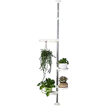 Amazon.com : Hershii 7-Layer Tension Pole Plant Stand