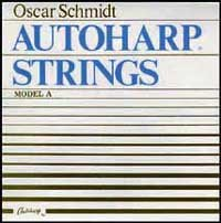 Oscar Schmidt Autoharp String Set, Model...