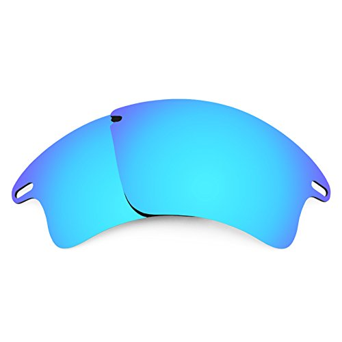 Revant Lenses for Oakley Fast Jacket XL Polarized Ice Blue