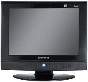 Daewoo DSL15T1TD - Televisión, Pantalla LCD 15 pulgadas: Amazon.es: Electrónica