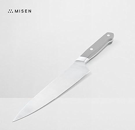 Amazon.com: misen, cuchillo de chef, Gris: Kitchen & Dining