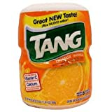 Tang Drink Mix 20 oz - 6 Unit Pack