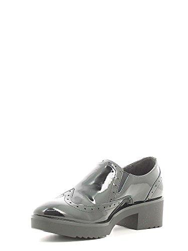 865884 up Schwarz heels Frauen Susimoda Lace SqUdZS1