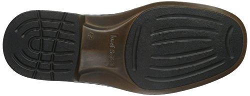 Josef Seibel Schuhfabrik GmbH Bradford 07 38288 23 600 - Mocasines de cuero para hombre Negro
